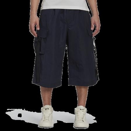 adidas x Y-3 CH2 Sporty Seersucker GV6073 shorts - Navy
