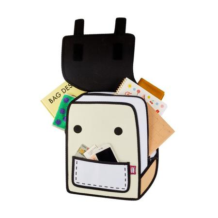 Jump from Paper Spaceman Backpack