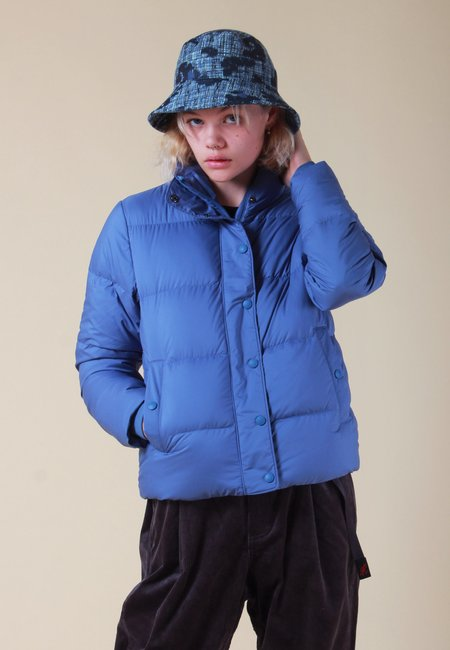 Patagonia Silent Down Jacket - woolly blue