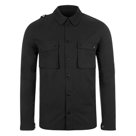 Ma Strum DH Overshirt - Black