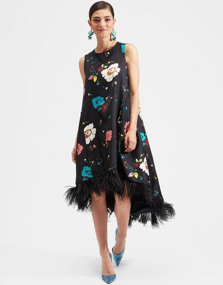 La Double J La Scala High Dress - Giardino