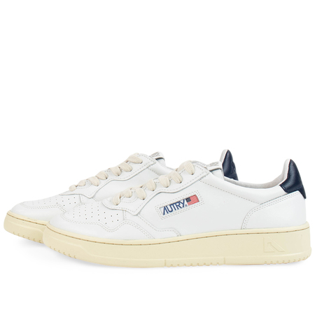 Autry Action autry 01 low sneakers - White/Blue