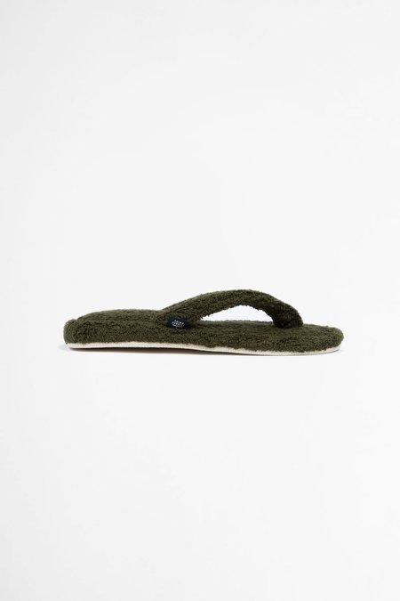 Thing Fabrics House sandals - olive