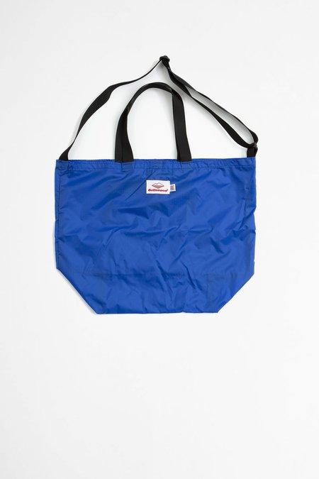 Battenwear Packable Tote - Royal/Black