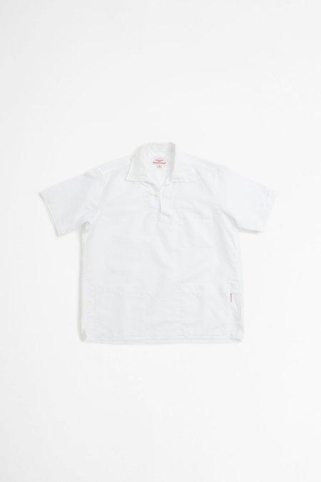 Battenwear Topanga Pullover - White