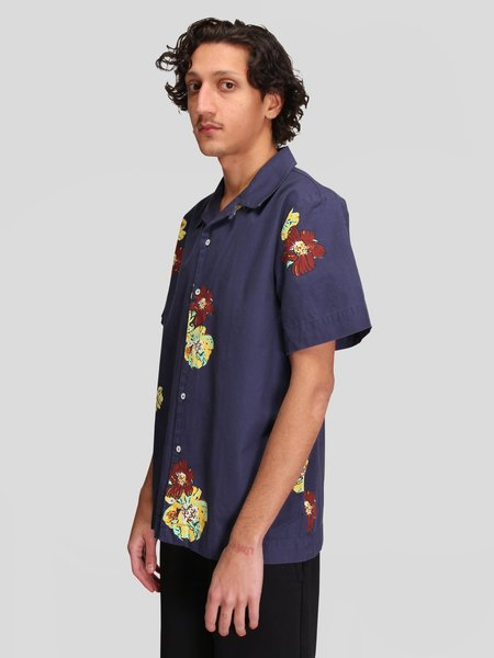 A.P.C. Louis Shirt - Dark Navy