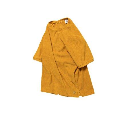 Thing Fabrics Short Pile T-Shirt - Yellow