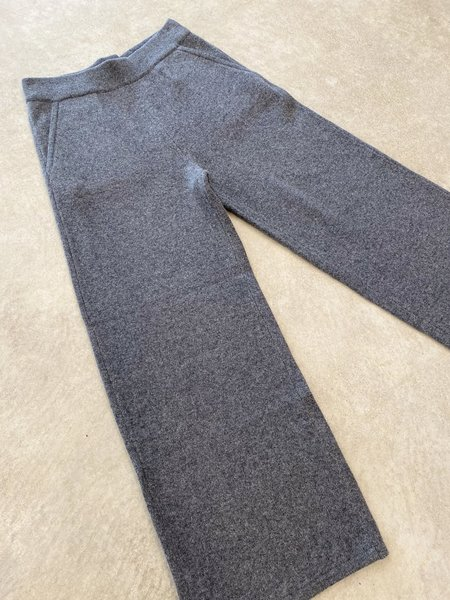 Demy Lee Ares Knit Pant - Heather Grey