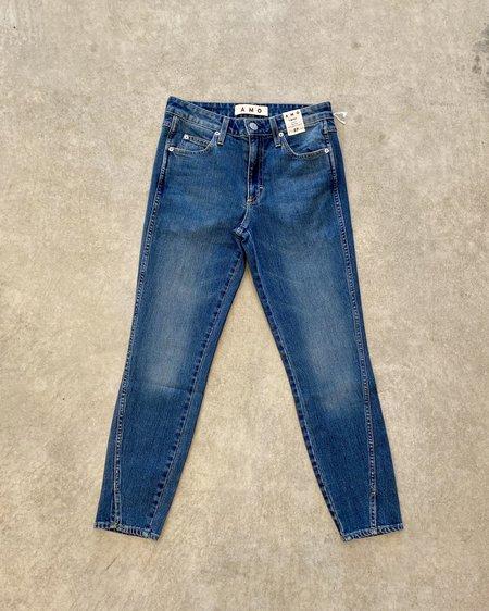 amo denim Twist Jean - Dark Vintage