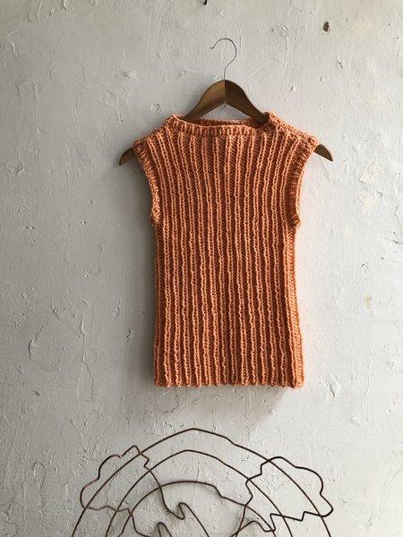 Vagabond Stellapop Knit Tank - Orange Slice