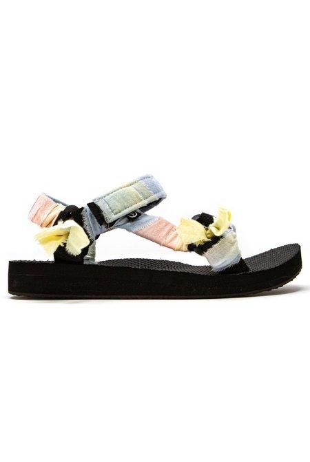 Arizona Love Trekky sandals - Pastel