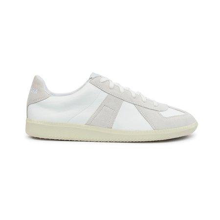 Novesta Gat All Leather Sneaker - White