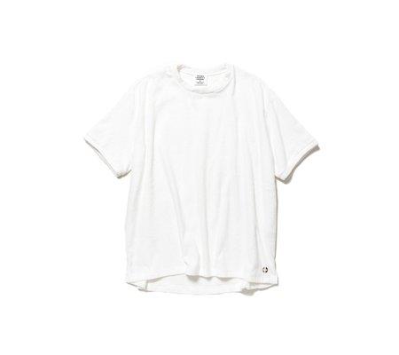 Thing Fabrics Short Pile T-Shirt - White