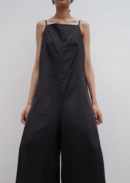 AMOMENTO Mono Jumpsuit - Black