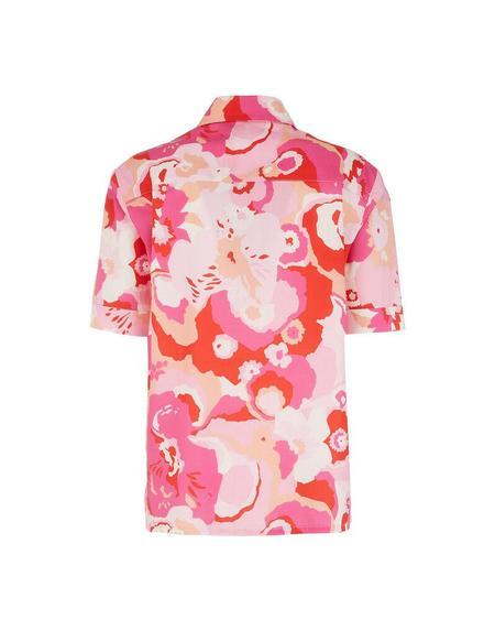 La Double J Clerk Shirt - Peonia Rosa