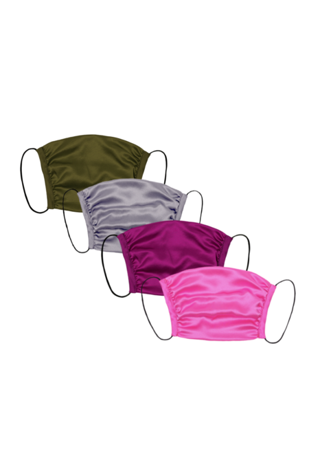 KES 4 in 1 Pack Peace Covering - Orchid Bundle