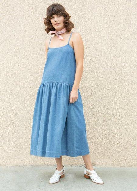 Rachel Pally Denim Willis Dress - Blue