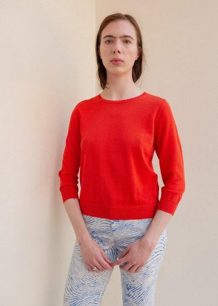 Nice Things Basic Round Neck Sweater
