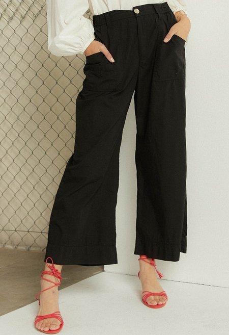 R.G. Kane Cotton Scout Pants - Black