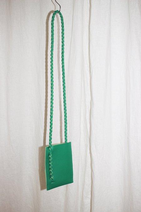 ARA Handbags Phone Sling Thing bag - Green