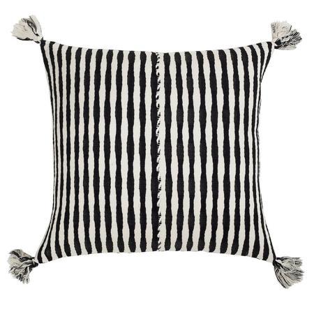 Archive New York: Antigua Pillow - Black