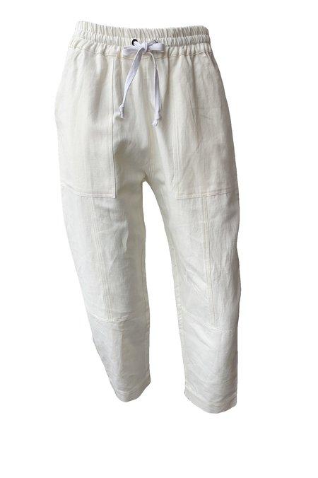 Apiece Apart Surf Pant - Cream