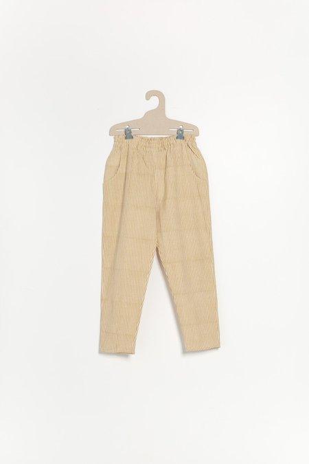 PO-EM Deck Pants - Block Stripe
