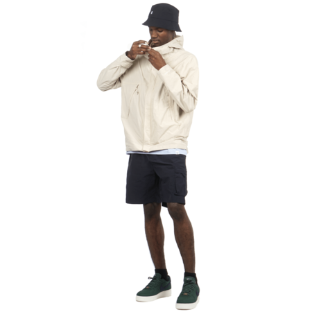 Norse Projects LUTHER PACKABLE SHORT - DARK NAVY