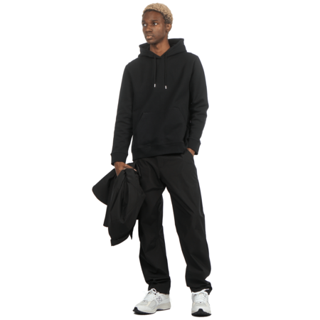 Norse Projects VAGN CLASSIC HOODIE - BLACK