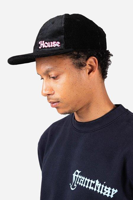 Franchise Home Court Advantage Hat - Black