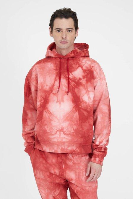 Martine Rose Classic Hoodie Sweat Shirt - Red