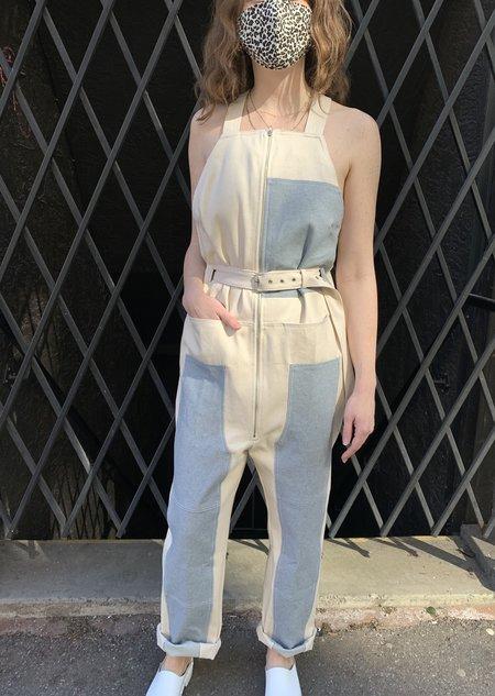 Rachel Comey Handy Overalls - Natural
