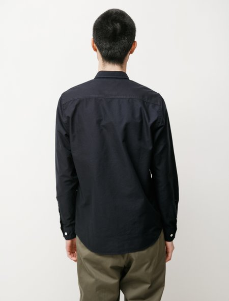 Norse Projects Anton Oxford shirt - Dark Navy