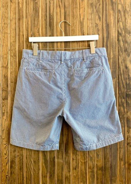 Save Khaki Yarn Dye Standard Short
