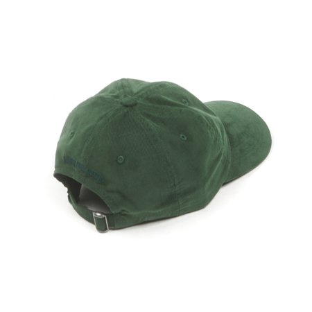 Norse Projects BABY CORDUROY SPORTS CAP - DARTMOUTH GREEN