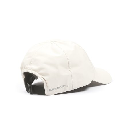 Norse Projects TECHNICAL SPORTS CAP - KIT WHITE