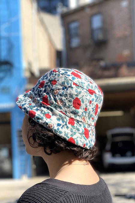 Manuelle Guibal Bob Packable Hat - Flowers