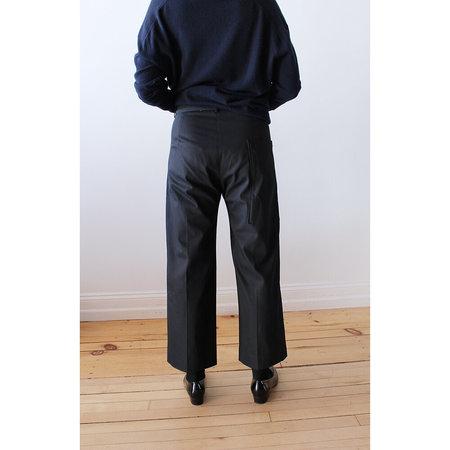 Studio Nicholson Lewis Twill Pants - Black