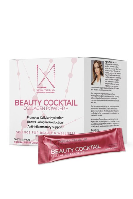 Dr Nigma Beauty Cocktail Collagen Powder Box