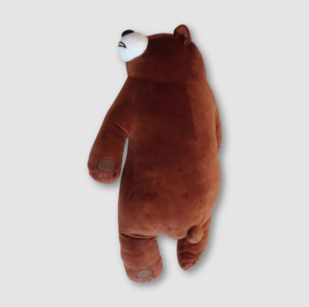 Hot Cool Tokyo Bear Animal Buddy Pillow