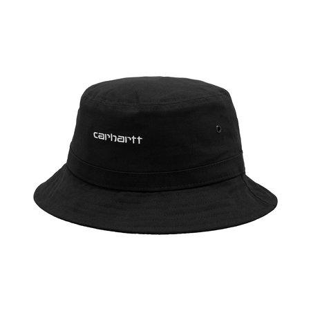 CARHARTT Script Bucket Hat - Black