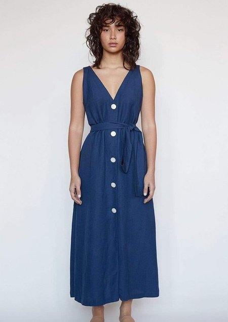 Christine Alcalay D. Adele Tank Maxi Dress