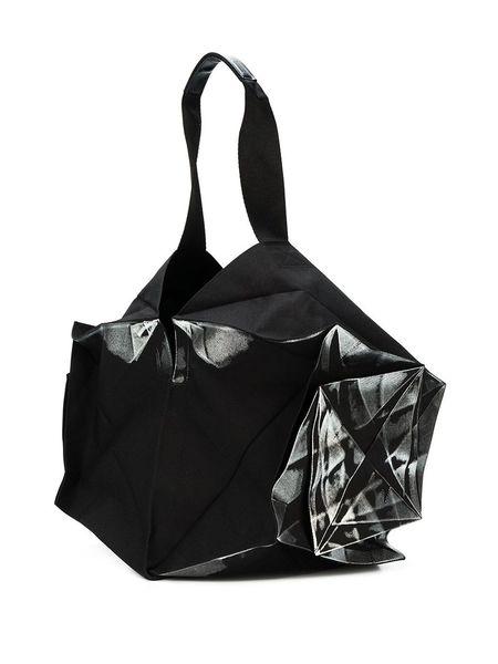 Issey Miyake Standard Line Origami Tote Bag - Black