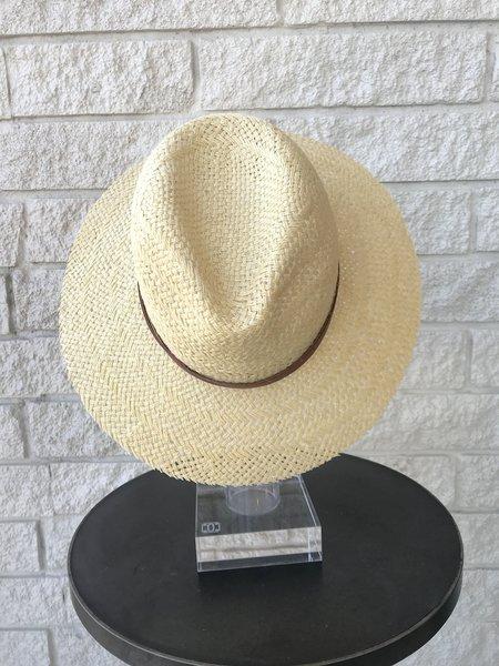 Janessa Leone Ivana Hat - Natural