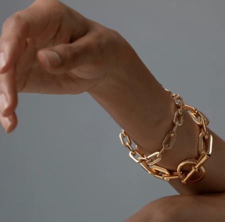 Jenny Bird Toni Small Bracelet - Gold