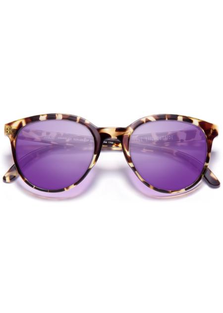 Sunski Makani eyewear - Tortoise/Purple