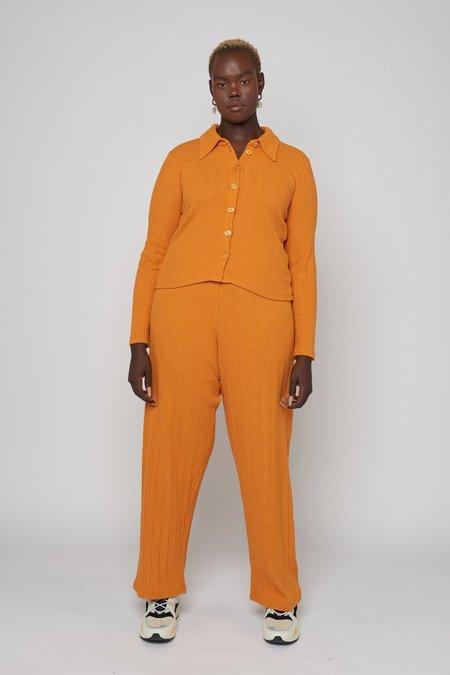 Limb The Label Sylvie Long Sleeve - Orange