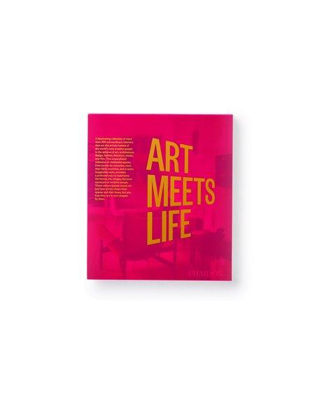 Phaidon Life meets Art Sam Lubell Book