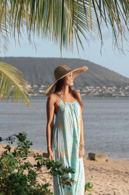 XIX Palms Capri Maxi - Blue Multi