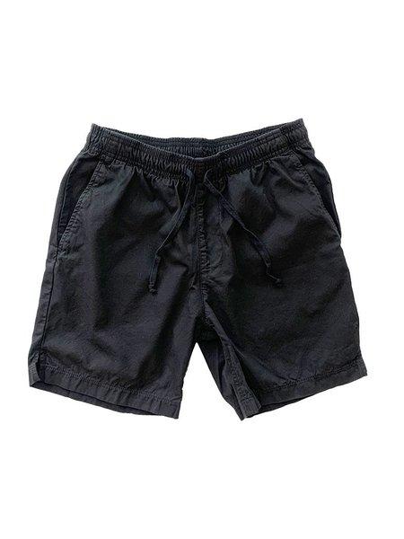 Save Khaki Light Twill Easy Short - Black
